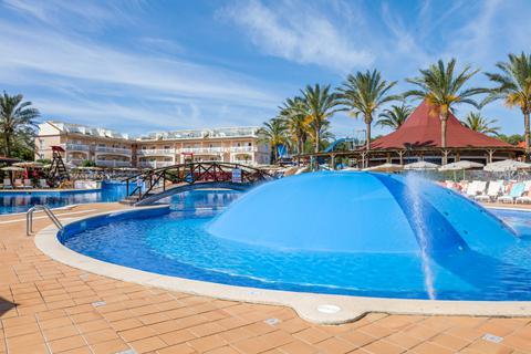 Goedkope zonvakantie Mallorca - Aparthotel Zafiro Ca'n Picafort (voorheen Viva) - logies