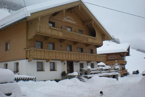Goedkope wintersport Zillertal ⛷️Landhaus Staudacher