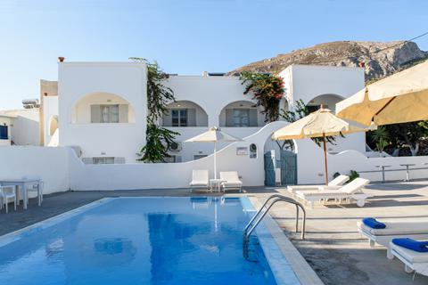 Goedkope zonvakantie Santorini - Hotel Atlas Boutique