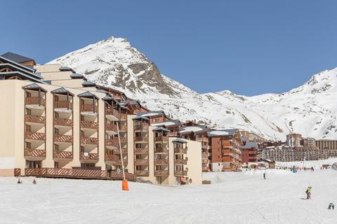 Goedkope skivakantie Les Trois Vallées ⛷️Résidence Les Temples du Soleil - Voordeeltarief