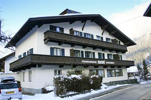 Korting skivakantie Zillertal ⛷️Appartementen Mannis