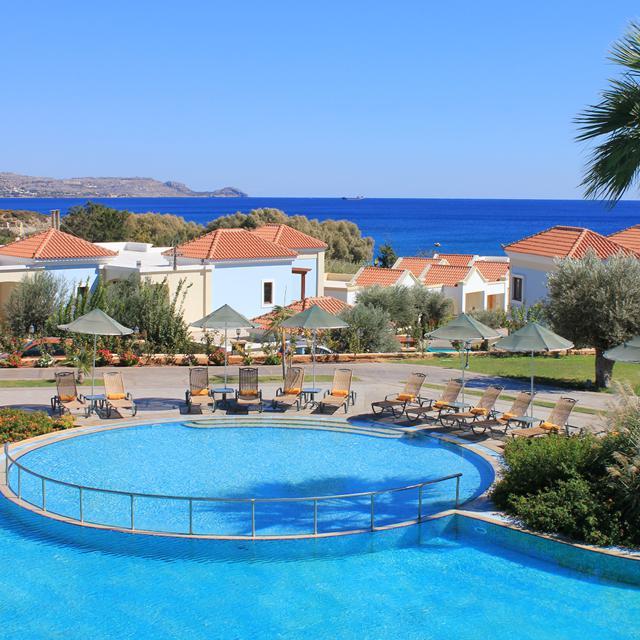 Meer info over Hotel Lindos Imperial & Waterpark  bij Sunweb zomer
