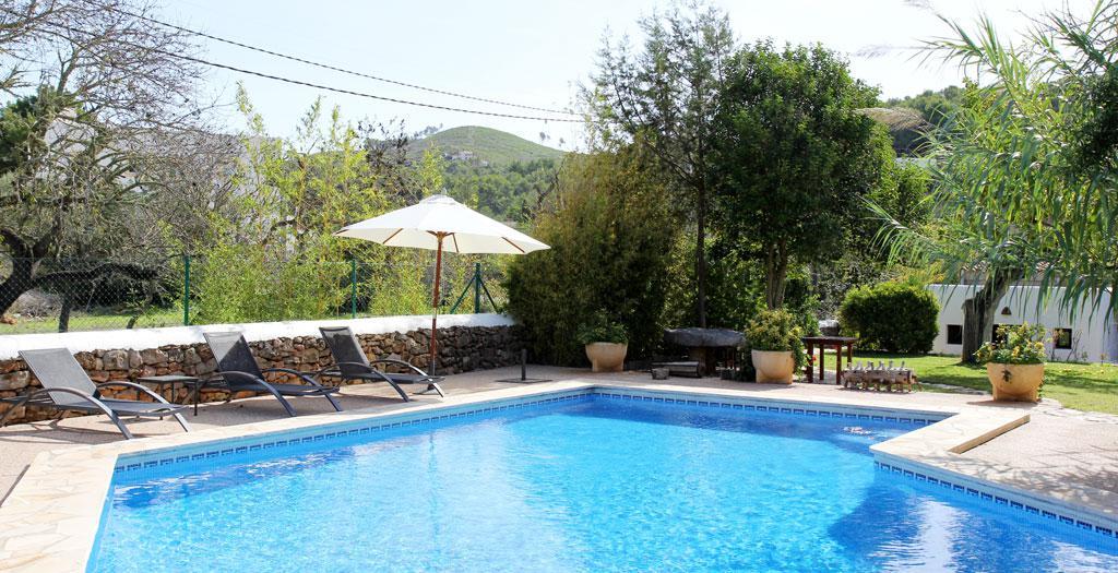 Bijzondere accommodaties Can Fuster in Sant Joan de Labritja (Ibiza, Spanje)