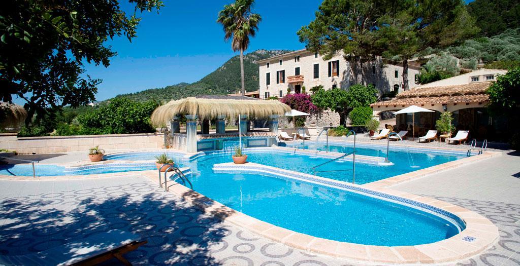 Bijzondere accommodaties Hotel Monnaber Nou & Spa in Campanet (Mallorca, Spanje)