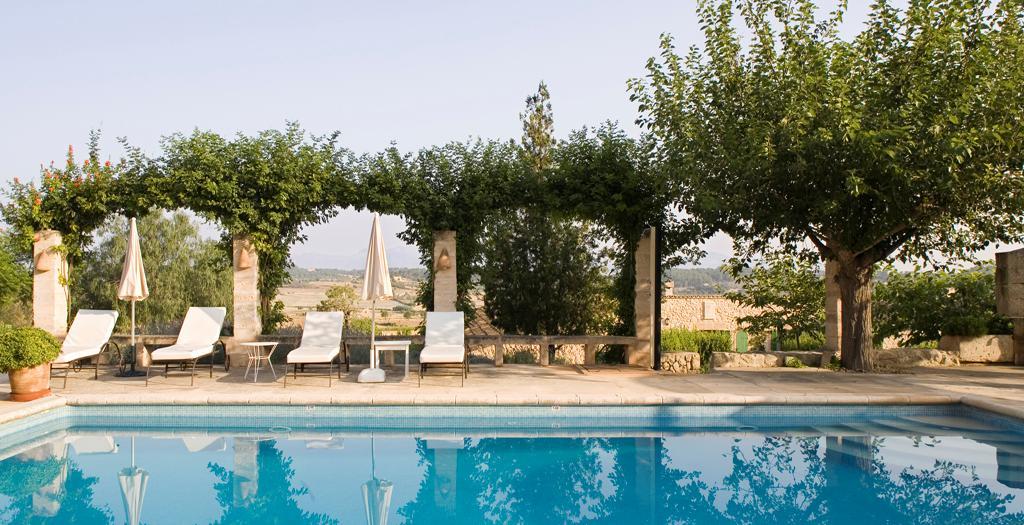 Bijzondere accommodaties Finca Sa Rota d'en Palerm in Lloret de Vistalegre (Mallorca, Spanje)