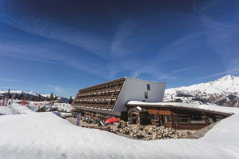 Korting skivakantie Paradiski ⛷️Hotel Club Belambra Cachette