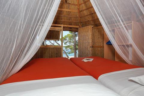 Heerlijke vakantie DalmatiÃ« 🏝️Bungalows Pine Beach