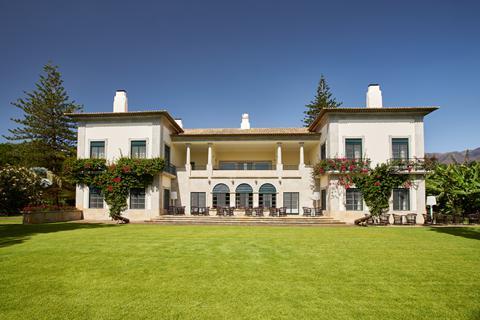 Goedkope zomervakantie Madeira - Quinta da Casa Branca