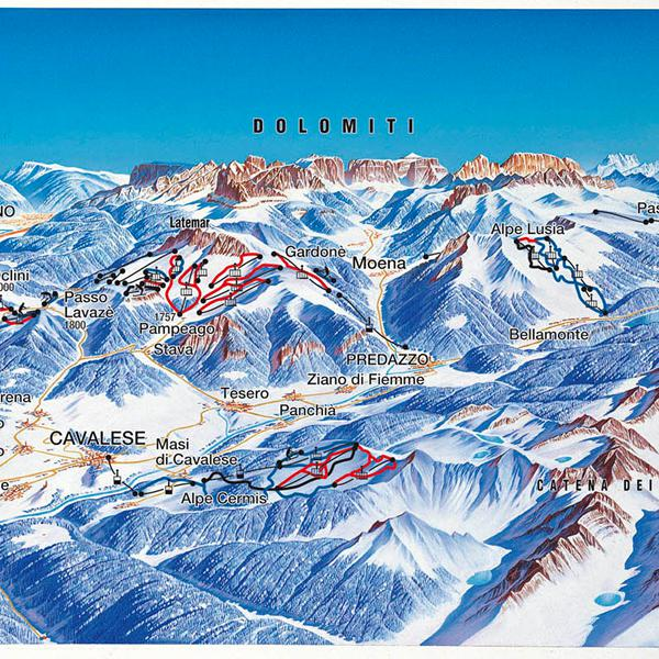 Super Dolomiti
