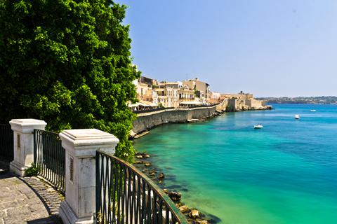 Last minute zonvakantie Sicilië 🏝️Fly & Drive Charming Sicily Catania