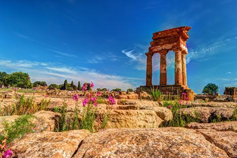 Last minute vakantie Sicilië 🏝️Fly & Drive Charming Sicily Palermo