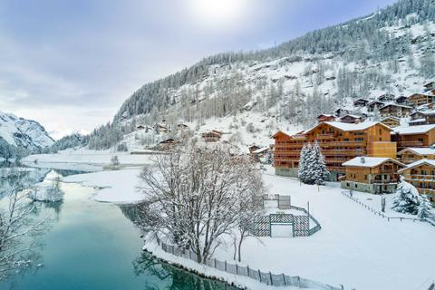 Goedkope skivakantie Tignes - Val d'Isère ⛷️Résidence Santa Terra