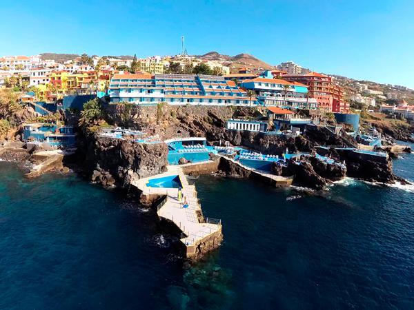 Rocamar Lido Resort - Portugal, Madeira thumbnail
