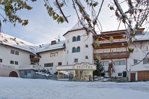 Korting skivakantie Dolomiti Superski ⛷️Hotel Mühlgarten