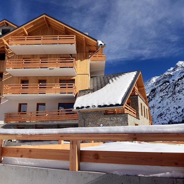 Meer info over Residence Odalys Le Crystal Blanc  bij Bizztravel wintersport