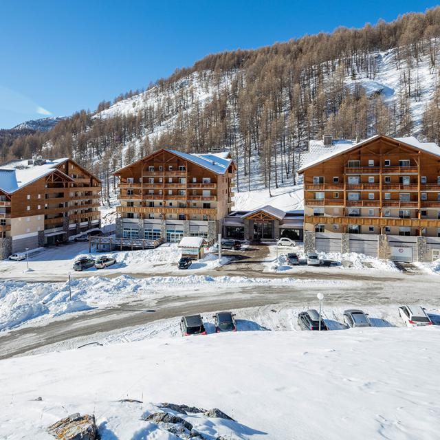 Meer info over Résidence Les Terrasses de Labrau  bij Sunweb-wintersport