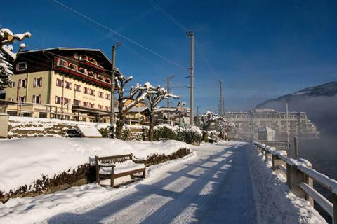 Super wintersport Zell am See - Kaprun ⛷️Hotel Seehof