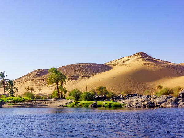 Nilkrydstogt 7 dage - Egypten, Nilkrydstogt thumbnail