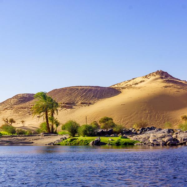 Kryssning pa Nilen