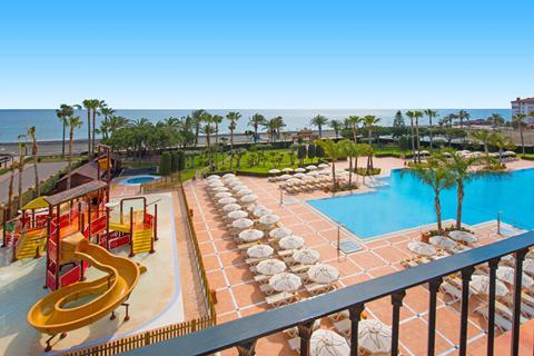Goedkope zonvakantie Andalusië - Costa del Sol 🏝️Iberostar Malaga Playa