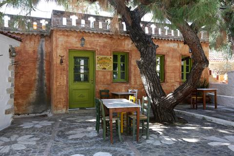 Goedkope zonvakantie Samos - Appartementen Sirena Village