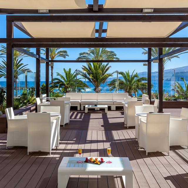 Hotel Sol Costa Atlantis - logies en ontbijt beoordelingen