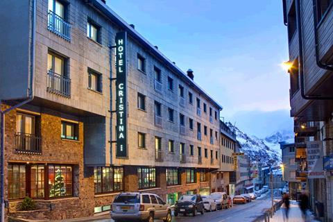 Fantastische skivakantie Grandvalira ⛷️Hotel Cristina