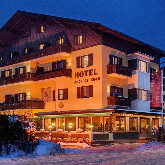Hotel Andreas Hofer - logies en ontbijt