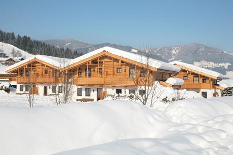 Goedkope wintersport Ski Amadé ⛷️Alpenchalets Flachauer Gutshof