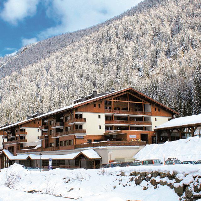 Meer info over Dormio Resort Les Portes Du Mont Blanc  bij Sunweb-wintersport