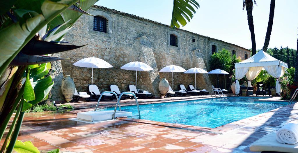 Bijzondere accommodaties Azienda Vecchia Masseria in Caltagirone (Sicilië, Italië)