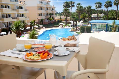Goedkope zonvakantie Algarve - Appartementen Vitor's Plaza