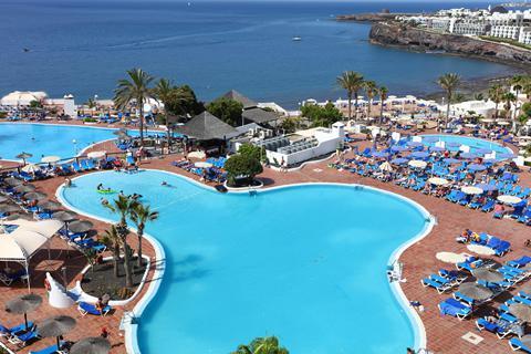 Last minute vakantie Lanzarote 🏝️Hotel Sandos Papagayo
