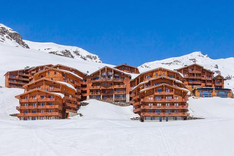 Korting skivakantie Les Trois Vallées ⛷️Résidence Les Balcons de Val Thorens