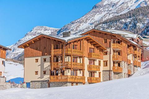 Goedkope wintersport Val Cenis ⛷️Residence Les Balcons de Val Cenis Village