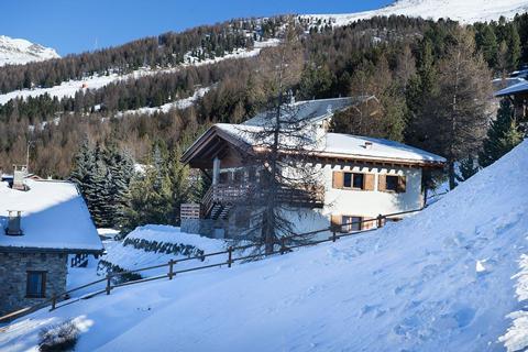 TOP DEAL skivakantie Livigno ⛷️Chalet Elena