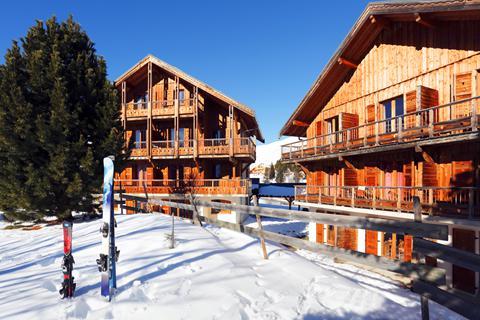 Goedkope wintersport Les Sybelles ⛷️Résidence Les Chalets des Cimes