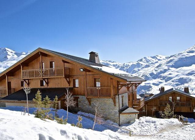 Meer info over Résidence Les Chalets du Soleil  bij Sunweb-wintersport