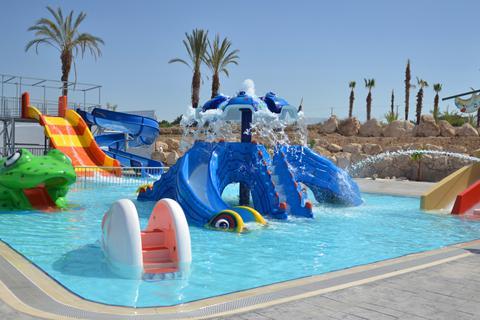 All inclusive zonvakantie Cyprus. - Tsokkos King Evelthon Beach Hotel & Resort