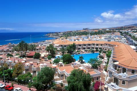 Goedkope zonvakantie Tenerife - Appartementen Sol Sun Beach