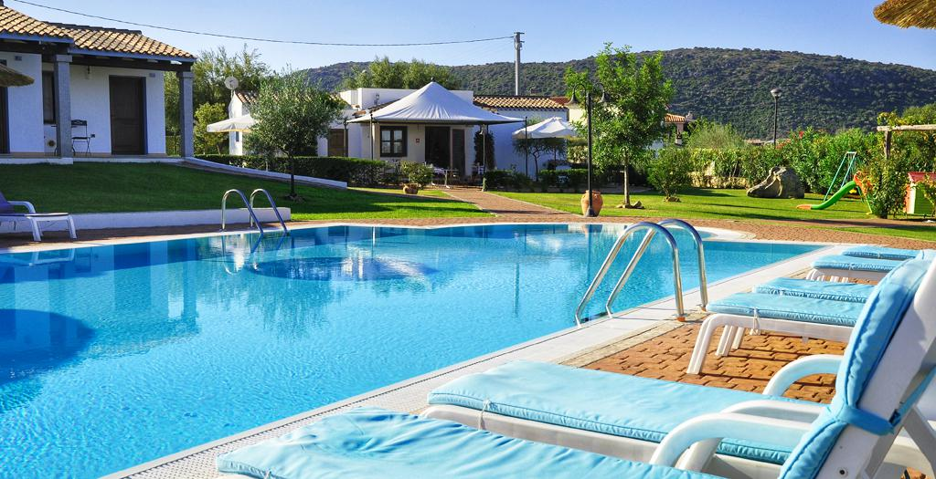 Bijzondere accommodaties Sa Prata Resort in Tanaunella (Sardinië, Italië)