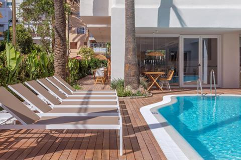 Last minute zonvakantie Mallorca - Hotel HM Alma Beach
