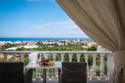 Goedkope vakantie Kreta 🏝️Matheo villas & suites