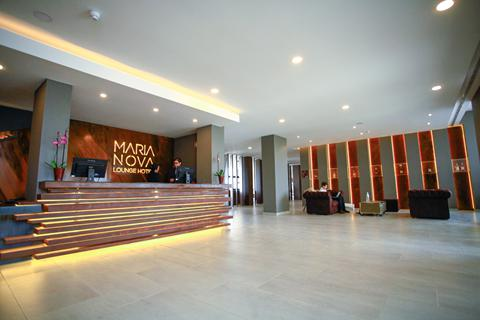 Goedkope zonvakantie Algarve - Maria Nova Lounge hotel