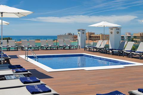 Goedkope zonvakantie Costa Dorada - Hotel H10 Delfin