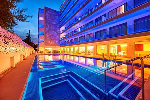Goedkope zonvakantie Mallorca - Hotel Indico Rock