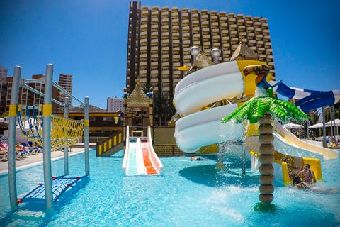 All inclusive zonvakantie Costa Blanca - Hotel Rosamar