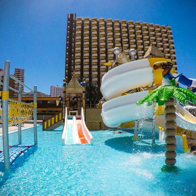 Meer info over Hotel Rosamar  bij Sunweb zomer