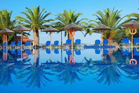 Last minute vakantie Chalkidiki 🏝️Hotel Blue Dolphin