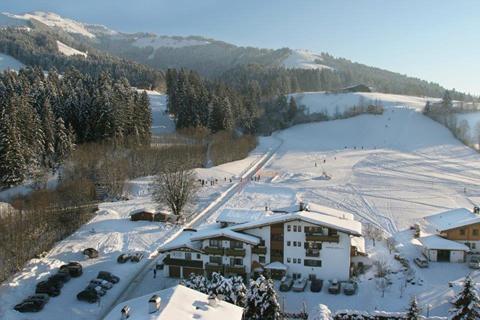 Super skivakantie Kitzbüheler Alpen ⛷️Appartementen Hack